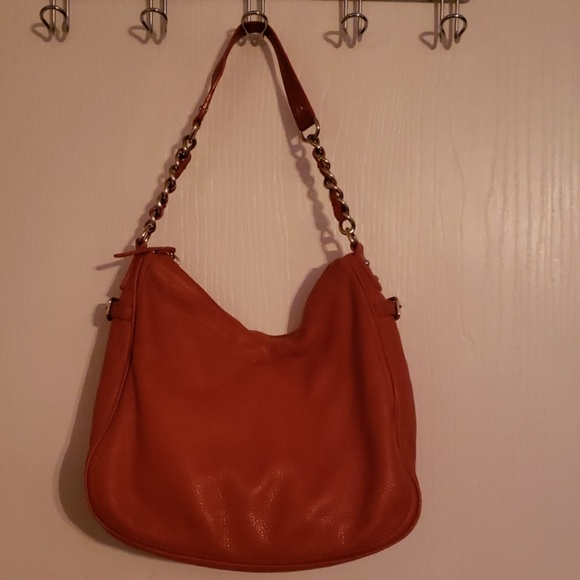 kate spade Handbags - Kate Spade Red Orange Purse